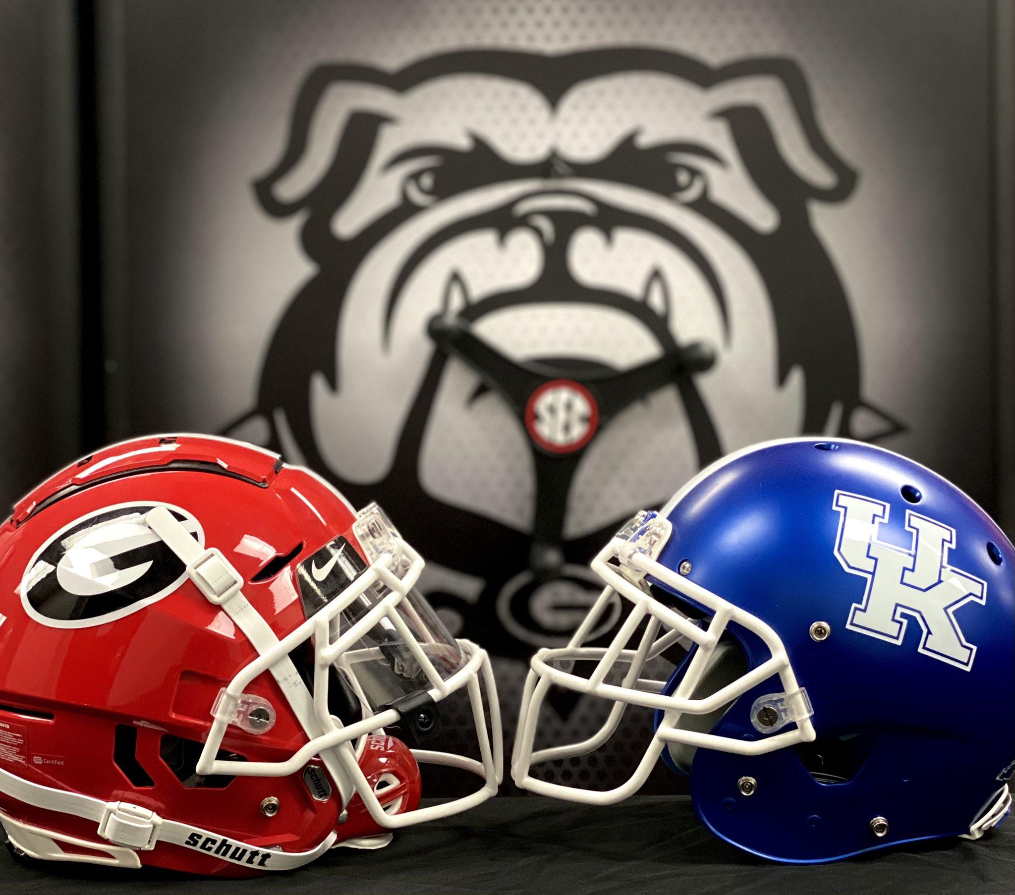 UGA Football: Smart, Bulldogs Preview Kentucky Game ...