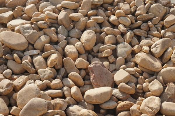 bulk landscaping stone - field