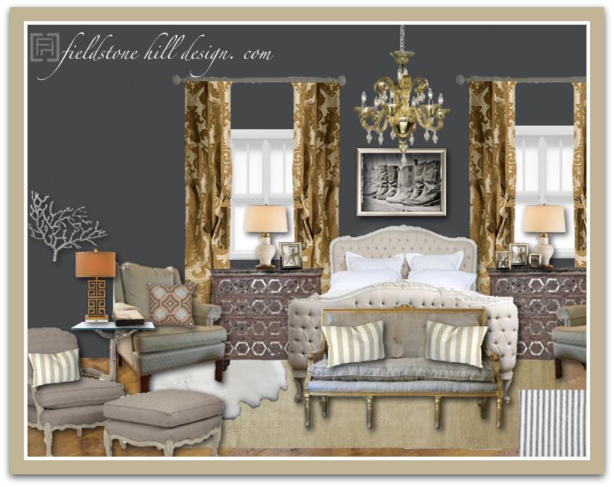 Portfolio Of Interiors Fieldstone Hill Design