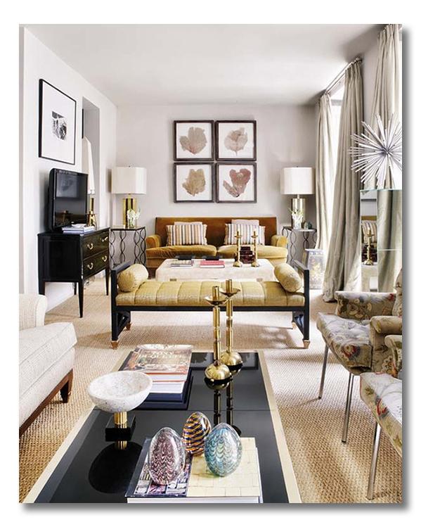 Narrow Living Room Layout Ideas