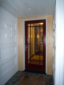 Prairie Style Entry Door Scarborough - Fieldstone Windows