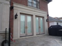 Fiberglass Double French Doors - Toronto - Fieldstone Windows