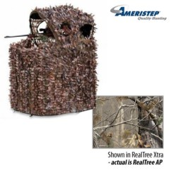 Ameristep Chair Blind Slipcovers For Slipper Chairs 3d Ghillie Field Supply Rtap