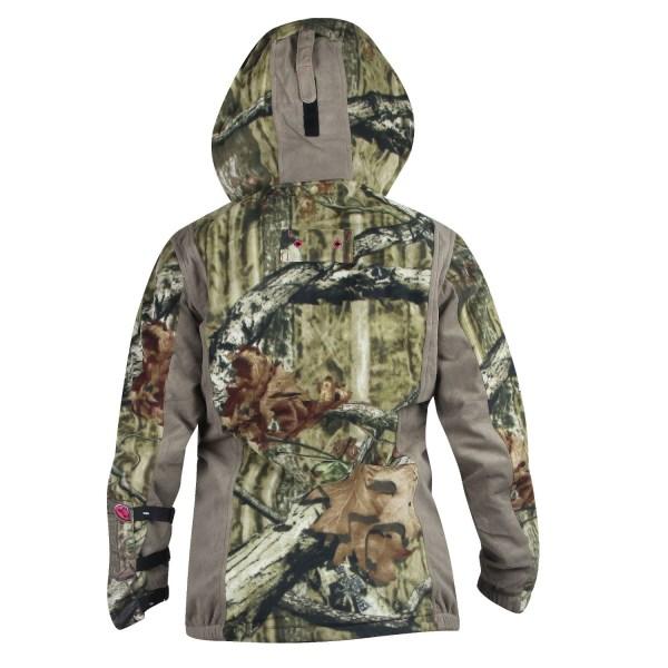 Scent Blocker Sola Womens Protec Hd Fleece Jacket Field Supply