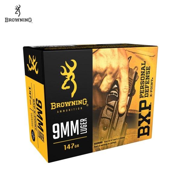 Browning Bxp Personal Defense Pistol Ammunition - Handgun