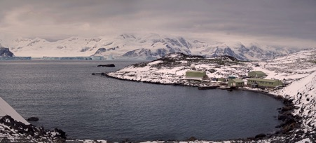 Signy Island Research Station