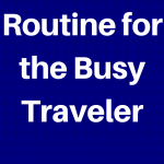 Workout Routine for the Busy Traveler