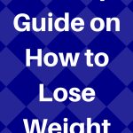 Six Step Guide on How to Lose Weight