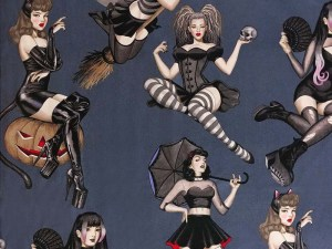 Gothy Pinup