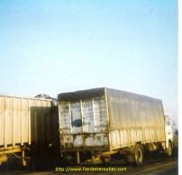 Mon second camion un Berliet GR 260