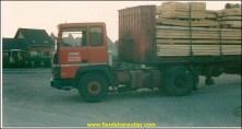 mon 1er tracteur un Berliet TR305