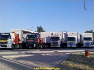 Convoi pour Avignon