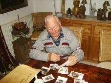 Roger Debeaux se plonge dans ses souvenirs