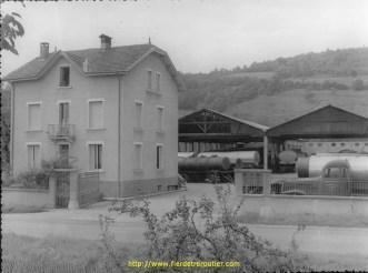 .Depot de Vinay - 1950