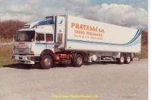 Iveco Turbo 190-30 Transports Pratelli