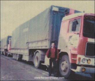 Frontière Turquie - Irak (Habur) 1984