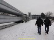 en route pour le Mego avec Dimitri le Russe