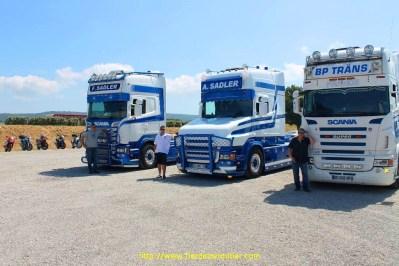 BP TRÄNS et Transports SADLER au Castellet 2017