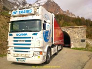 BP TRÄNS et Tunnel du Rif Blanc