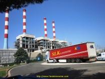BP TRÄNS et centrale électrique coté Marseille