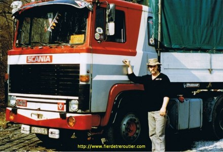 Max et son Scania