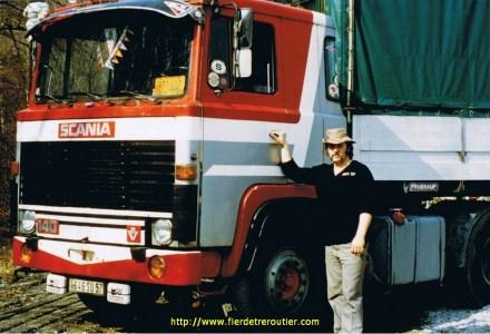 Max et son Scania