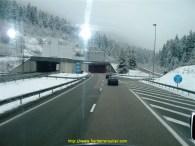 Tunnel avant le ...
