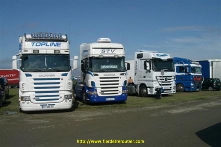 Au 24 Heures du Mans Camions 2009