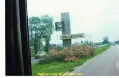 La traversée de Varsovie