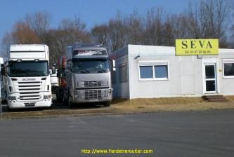 Scania R 620 et Volvo FH 16-660 . 80ème anniversaire