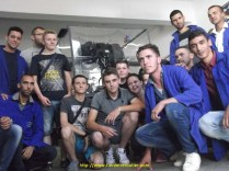 échange avec les élèves de l'ISTA Ouezzane