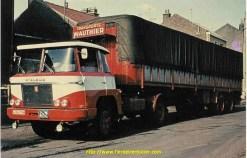 Willème TL201 cabine Cottard Horizon immatriculé en 1962