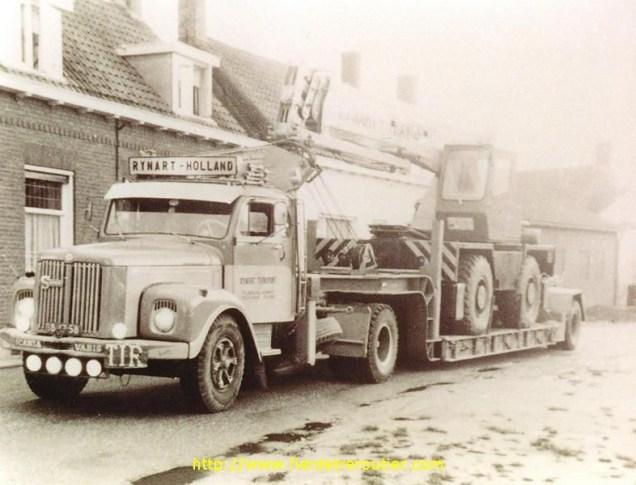 History-truck