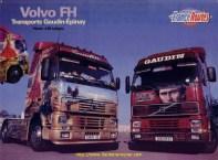 Les 2 FH pris au Mans 1995 lors de leur 1ere participation