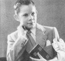 1ere communion en 1949