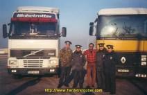Erevan, Arménie, Titi et Nanar sont arrivés à leur destination : la centrale nucléaire ou ils viennent livrer des pièces.