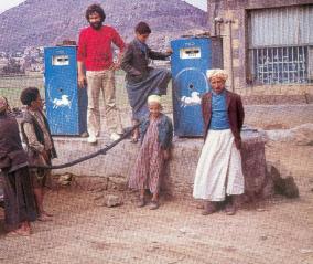 Au Yemen Max fait le plein