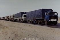 Début de convoi pour la Syrie