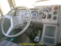 Le poste de pilotage était une révolution par rapport aux anciennes gammes PEGASO et DAF