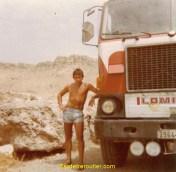 Michel Rouet, quelque part entre Medine et Al Taïf