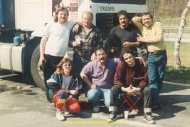 Serge de chez Riand puis Roger Butat artisan pour la Stefover (décédé), L'Arménien, Cantel, Brigitte, Tchicho et Saxo.