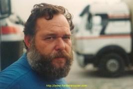 Armand, ex tractionnaire de chez CMA, aujourd'hui disparu.