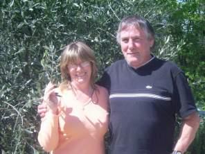 Brigitte et François un couple nostalgique de la belle époque