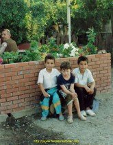 Rémi et ses potes à Bursa