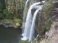 chutes de Whangarei