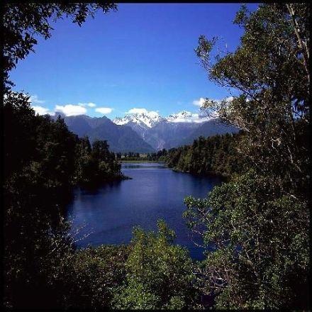 Le lac Matheson