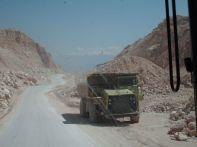 2007-Route d'accès LEFA à IOANINA GRECE