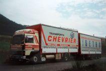 Renault R365 camion remorque