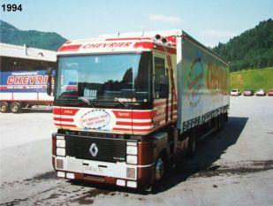 1994 Période RENAULT AE