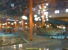 piscine de l'hotel en pologne